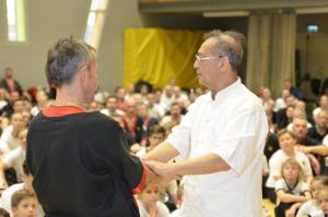 Визит Грандмастера Leung Ting в Венгрию 2018 8